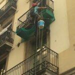 reparación de un balcón