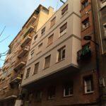 Rehabilitación de la fachada