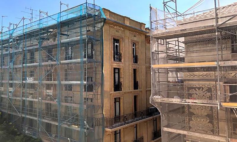 rehabilitación de edificios y viviendas