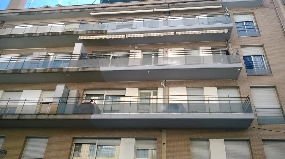 Rehabilitación de fachada en Terrassa